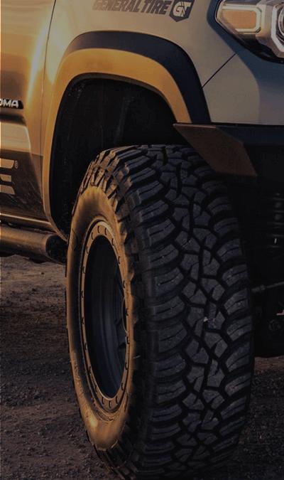 New Tire & Wheel Sales