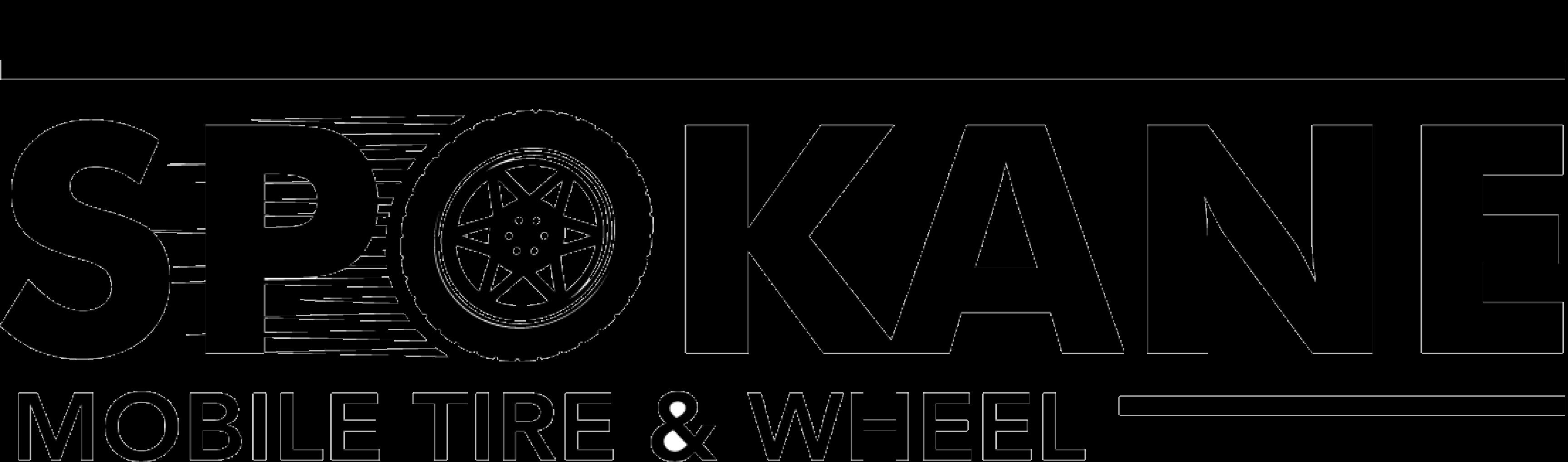 Logo - Spokane Mobile Tire & Wheel